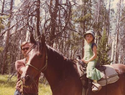 Annieinaustin, Teton horse was Frank