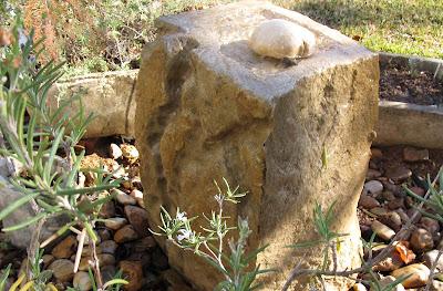 Annieinaustin, Rosemary Birdbath Fountain