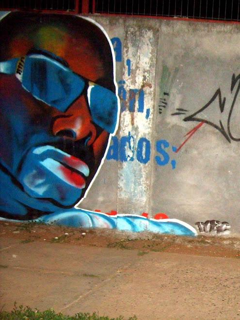 Graffiti Kuriko/Autor Abujon