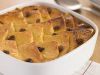 bread butter pudding Bread and Butter Pudding Recipe