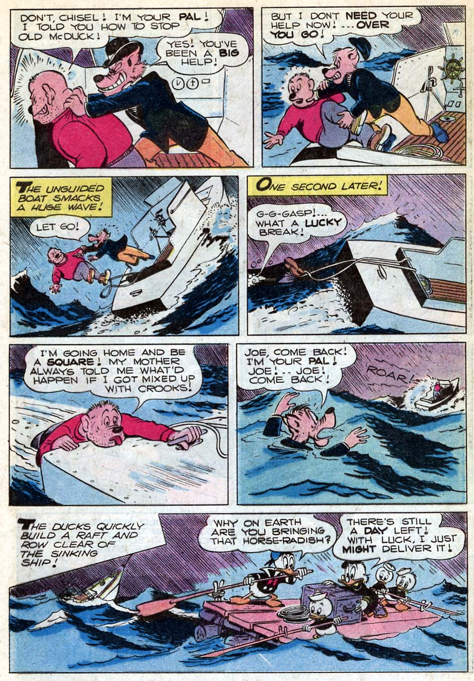 Uncle Scrooge (1953) Issue #181 #181 - English 25