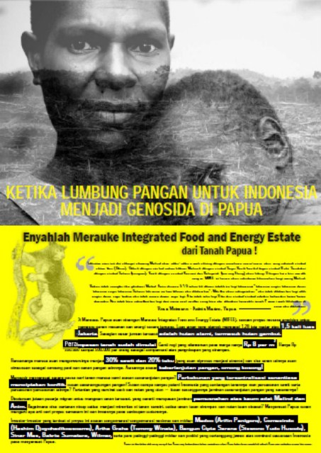 download poster solidaritas papua