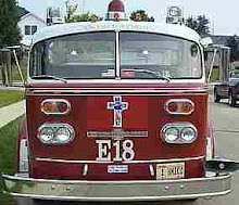 BUSINESS MEN IN CHRIST 1955 ALF FIRE ENGINE!!!