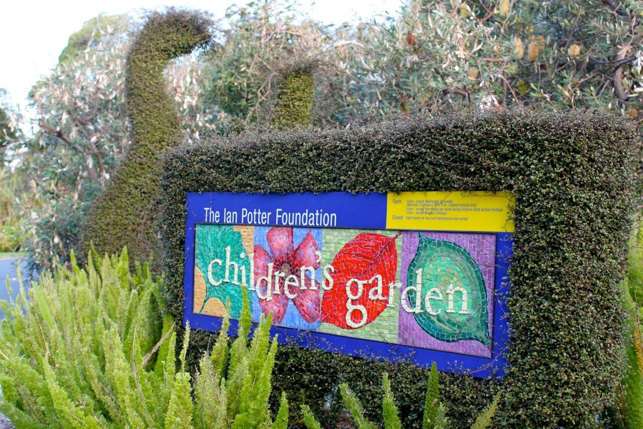 Discovering melbourne royal botanic gardens for Landscape design courses melbourne