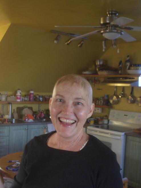 I still love my chemotherapy