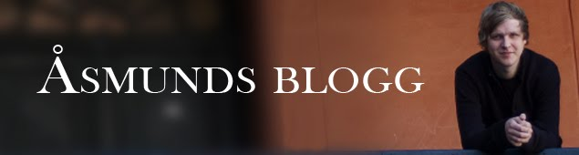 Åsmunds blogg