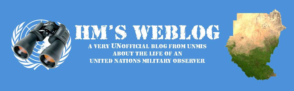 HM's weblog