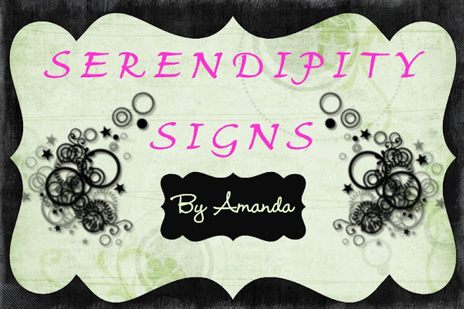 serendipity signs