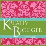 Kreativ Blog Award