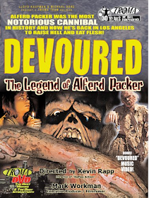 DEVOURED - THE STORY OF ALFERD PACKER