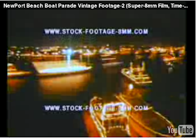 NEWPORT BEACH BOAT PARADE