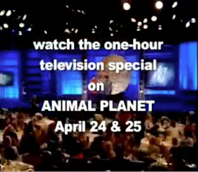 WATCH THE GENESIS AWARDS ON APRIL 24 AND 25 ON ANIMAL PLANET
