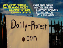 Day-7, CHASE BANK PROTEST