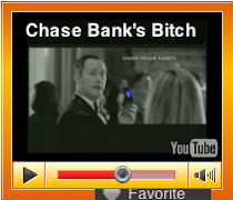 RAP SONG ALSO BELTS OUT DISGUST AT CHASE BANK TACTICS.