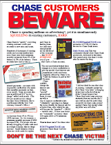 FREE CHASE BANK PROTEST FLYER DOWNLOAD!  JUST CLICK ON THE IMAGE AND THEN PRINT.