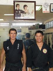 Raúl Gutiérrez y Pedro Rojas