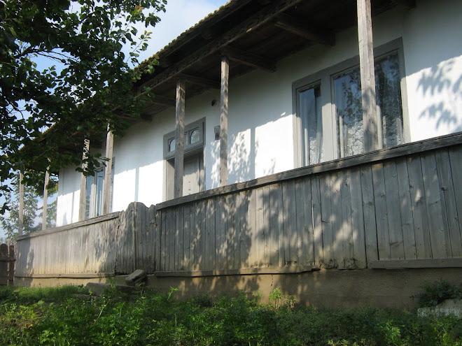 Casa copilăriei mele