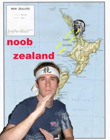 N00B Zealand