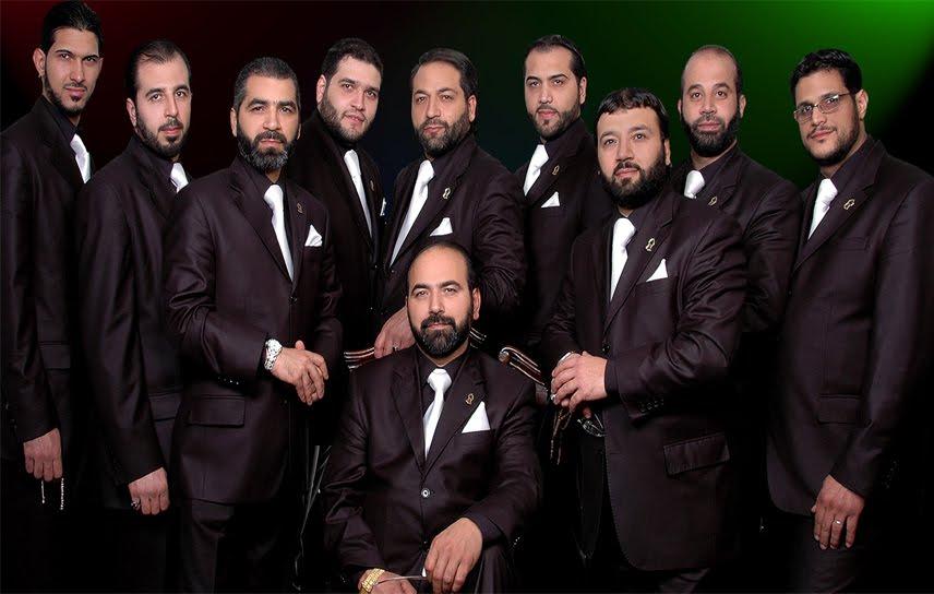 Abosha3r Brothers السادة الاشراف الاخوة ابوشعر