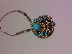"Flea Market ""Vintage"" Necklace"
