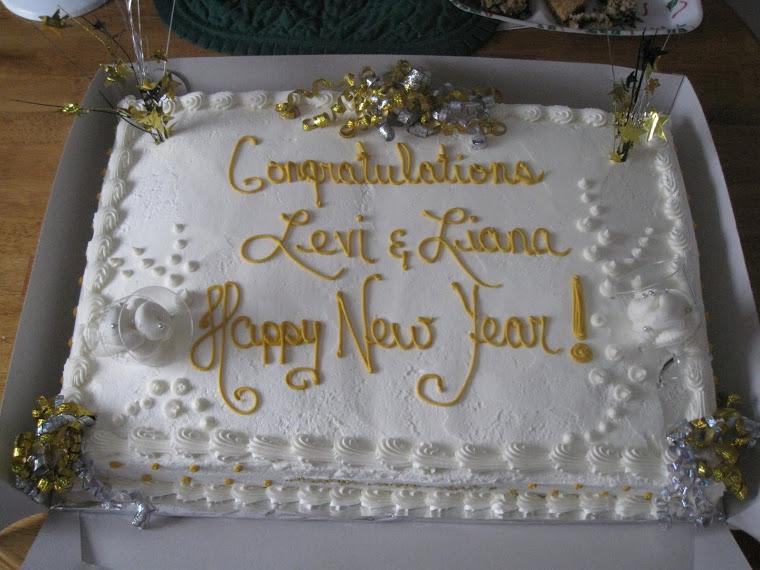 New Years Shag
