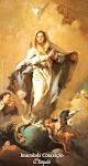 Imaculada Conceição de Maria.