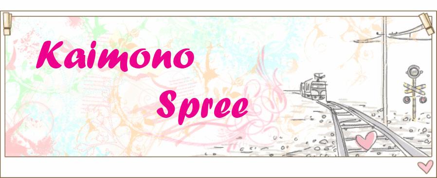 Kaimono Spree