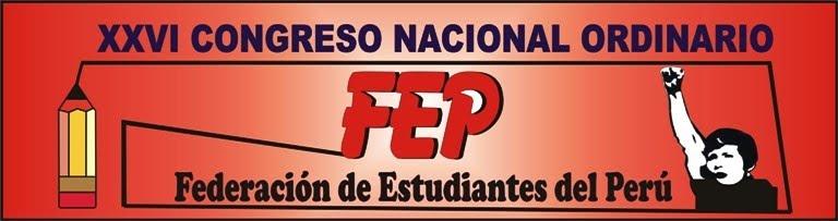 Federación de Estudiantes del Perú
