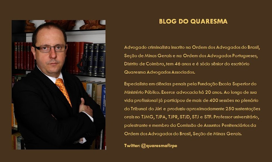 Blog do Quaresma