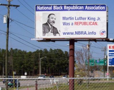 Black Republicans Buy Billboard Space– Welcome Obama to Denver
