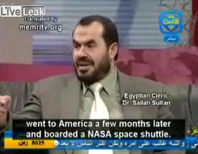 Top US Islamic Cleric Threatens Destruction of America On Egyptian TV