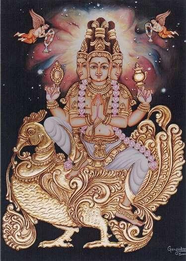 Dewa Brahma