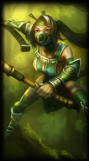 League Of Legends Wallpaper Akali