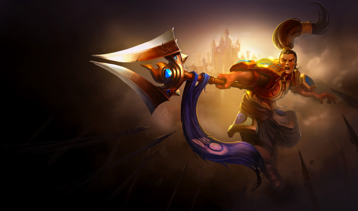 Free wallpaper download l vista animation movie animals nature here is xin zhaos champion spotlight where riot employee phreak demonstrates his capabilities voltagebd Image collections