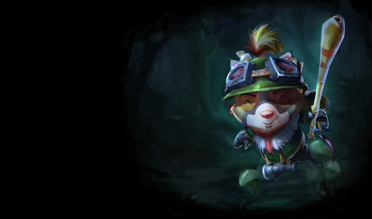 teemo wallpaper - photo #21