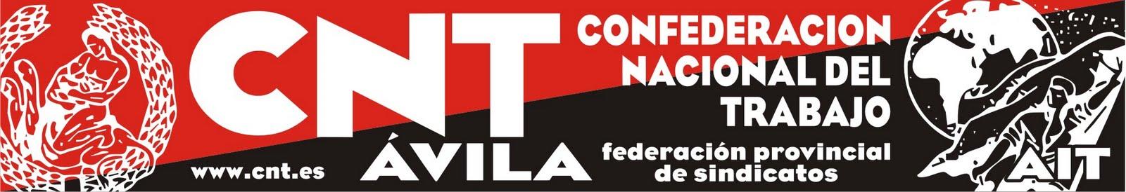 Confederación Nacional del Trabajo de Ávila