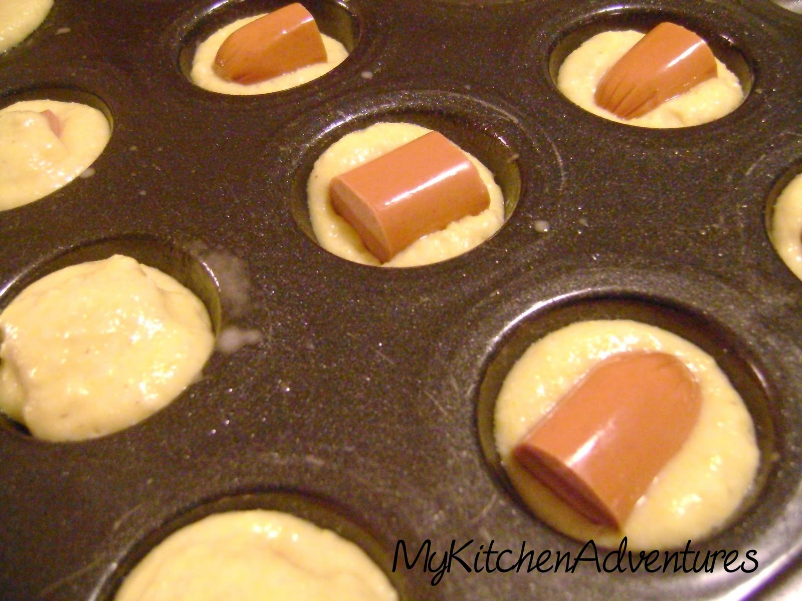 Servings - approx 20 mini muffins Servings size - 1 mini muffin Points ...