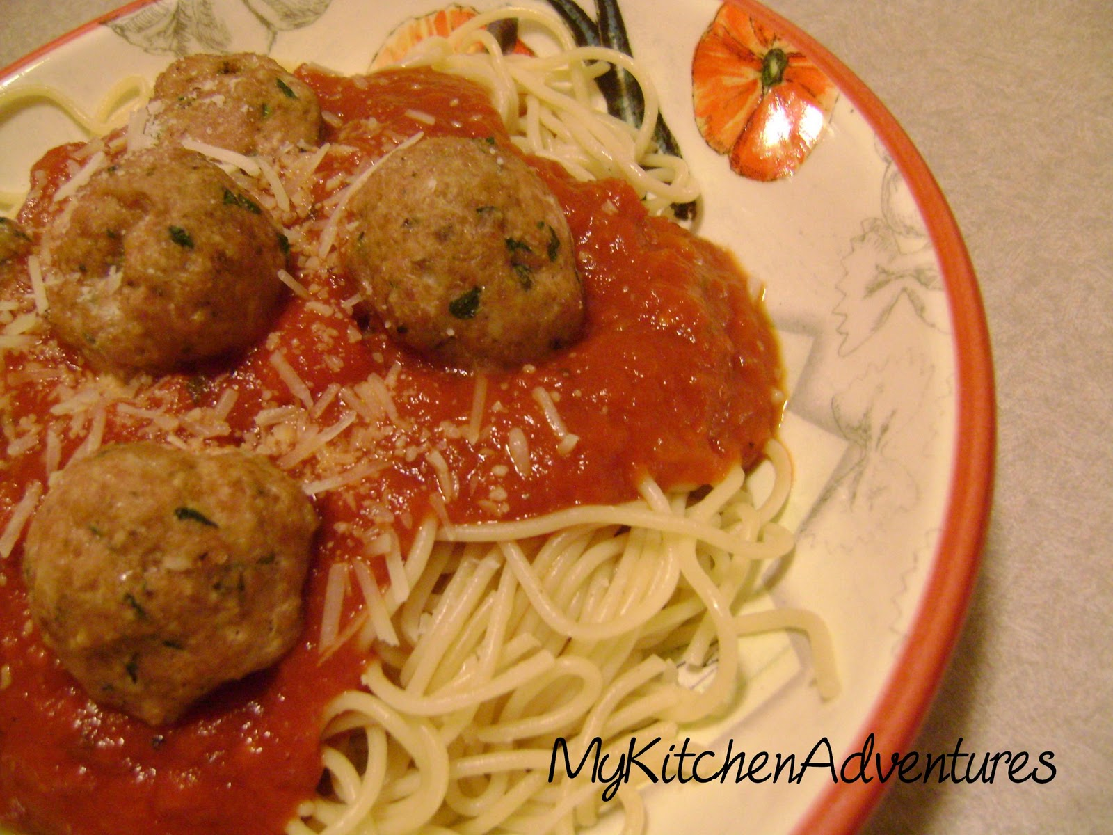 Turkey Meatballs Recipe — Dishmaps