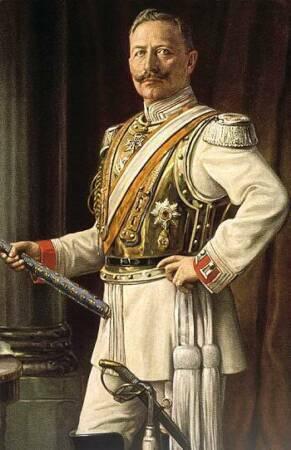 Kaiser Wilhelm II: Camp or