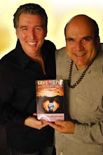 Dr. Rick Barrett and Joe Vitale