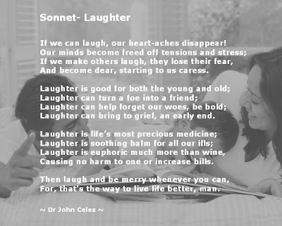the use of laughter in poetry by Best answer: the subject matter is in the poem's title their is a resentful mood although it's not plainly stated that the author resented her mother their is a resentful mood although it's not plainly stated that the author resented her mother.