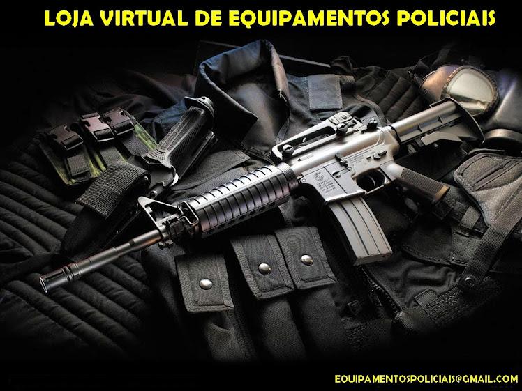 Loja Virtual de Equipamentos Policiais