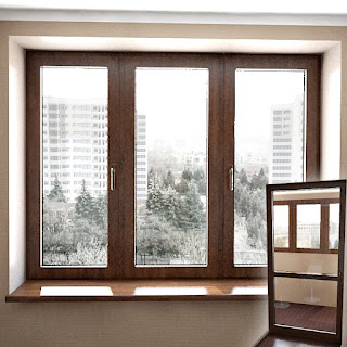 Free 3D model - Plastic windows kit