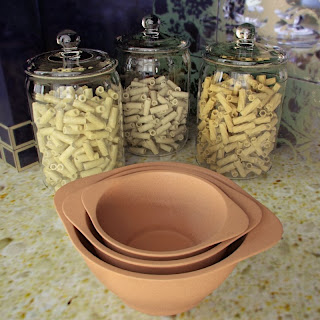 Free 3D model - Pasta Containers and Bowls Kit