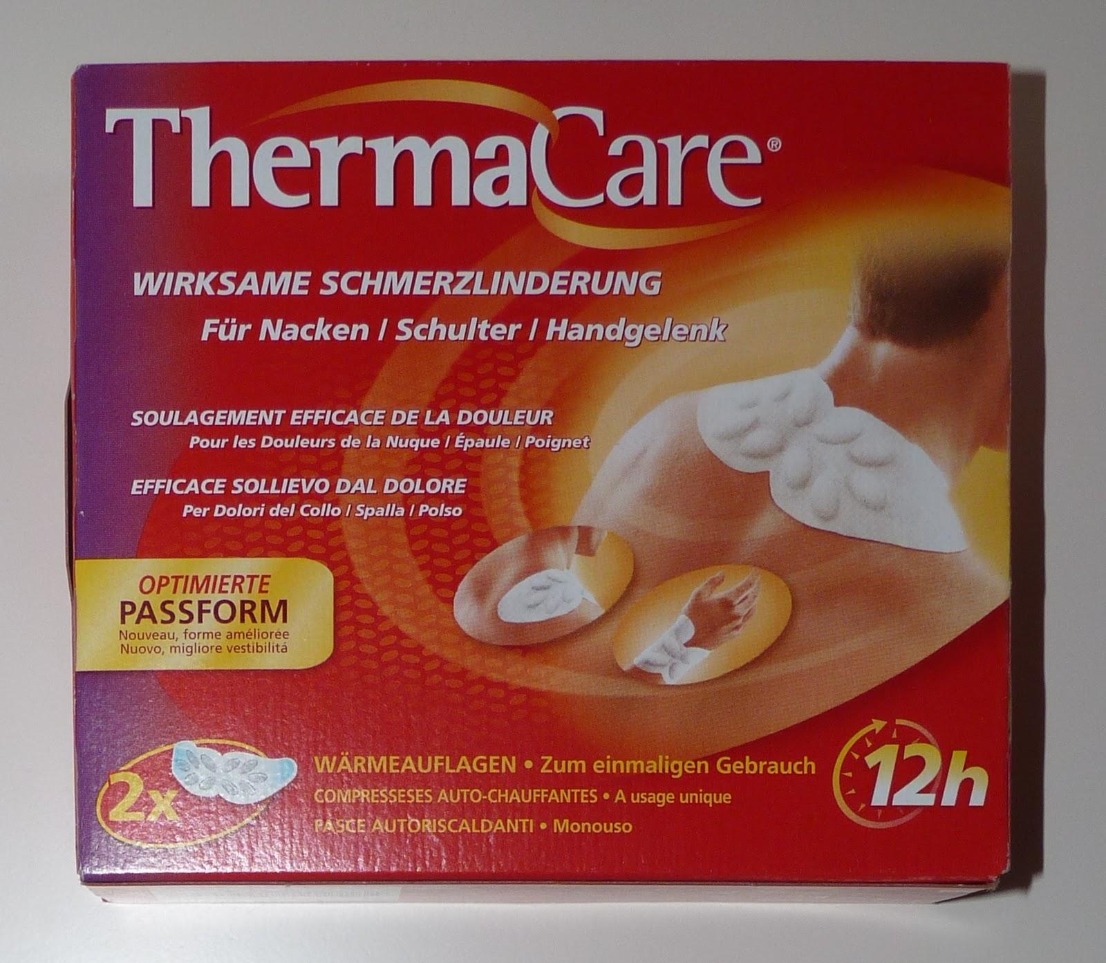 das meinungsportal thermacare eine wohltat f r nacken. Black Bedroom Furniture Sets. Home Design Ideas