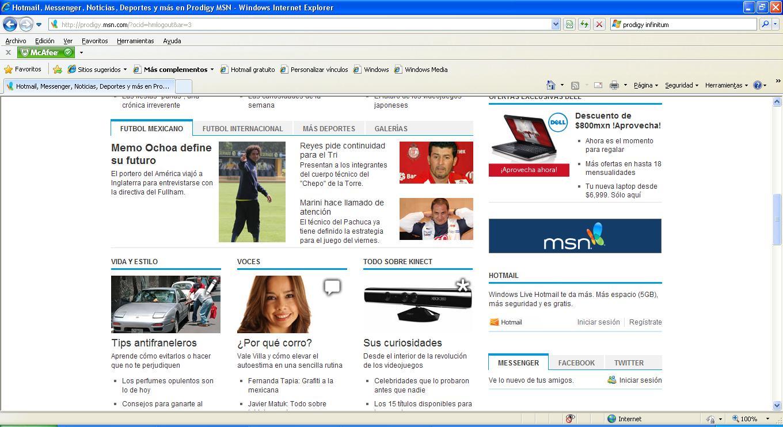 Gadgets Y Tecnologia Diciembre 2010