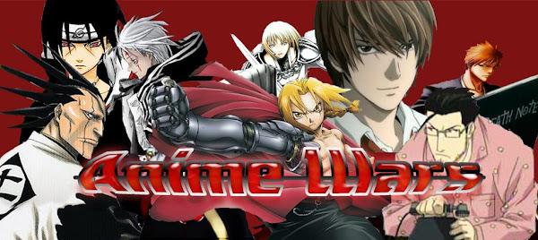 Anime Wars