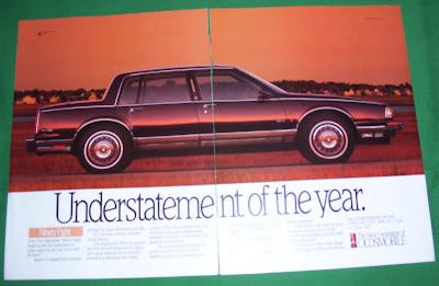 oldsmobile 1989