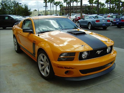 Ford Mustang Info February 2011