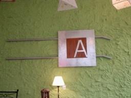 Línea A - cartel artístico